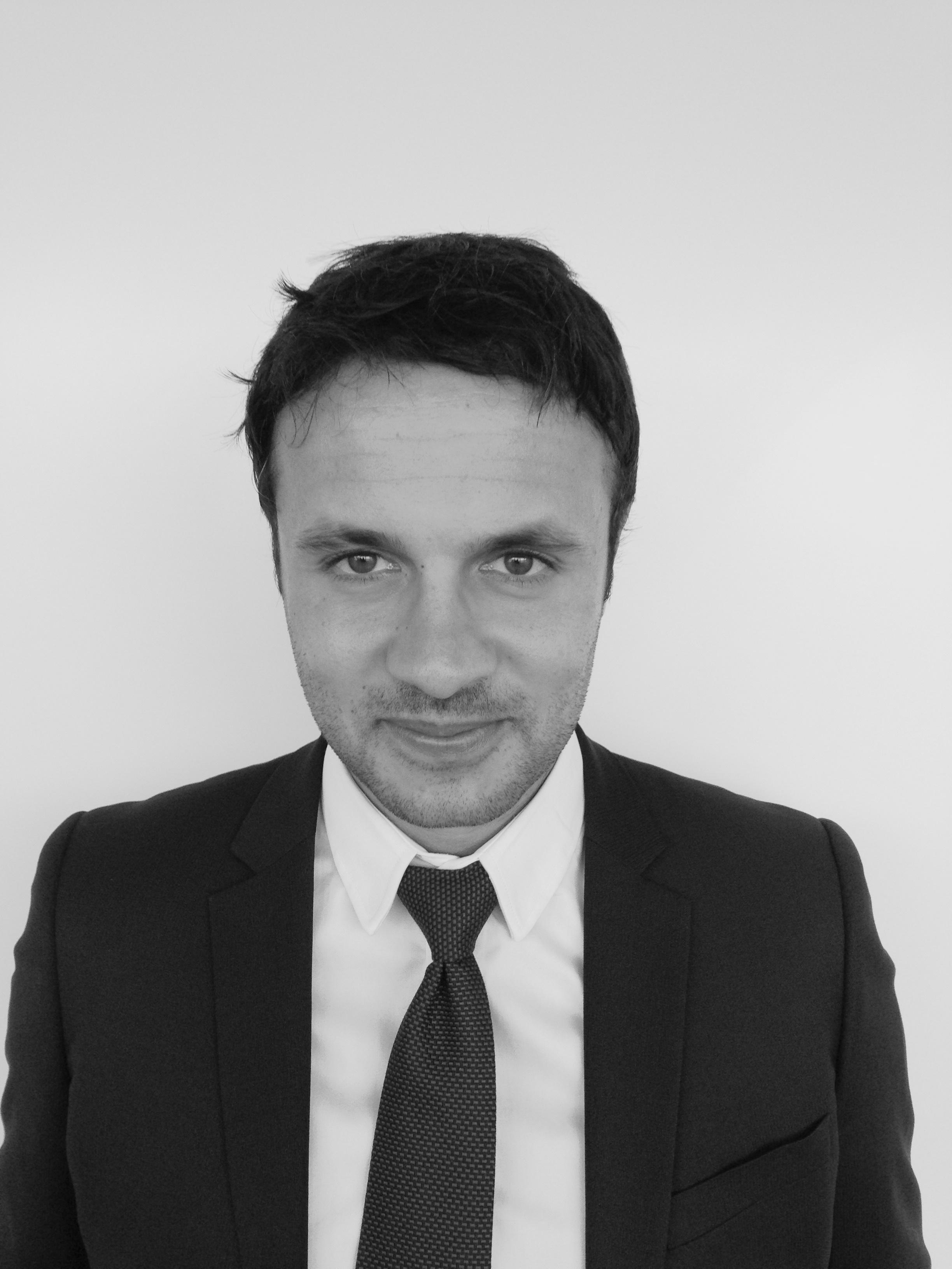 Frank Pialot, responsable du marché gestion d'actifs